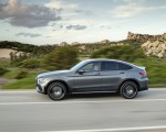 2020 Mercedes-AMG GLC 43 4MATIC Coupe Side Wallpapers 150x120 (9)