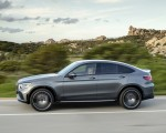 2020 Mercedes-AMG GLC 43 4MATIC Coupe Side Wallpapers 150x120 (10)