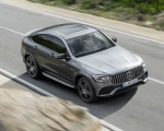 2020 Mercedes-AMG GLC 43 4MATIC Coupe Top Wallpapers 150x120 (12)