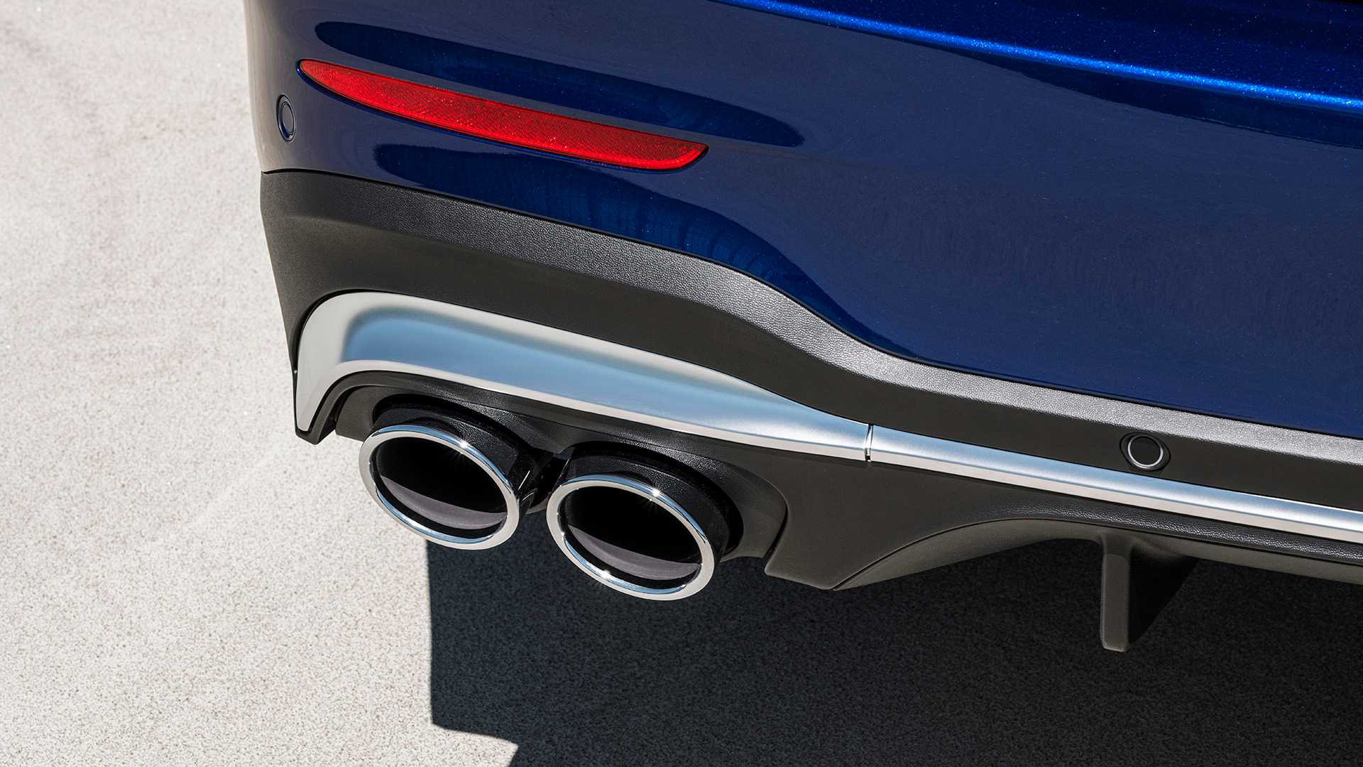 2020 Mercedes-AMG GLC 43 4MATIC Exhaust Wallpapers (15)