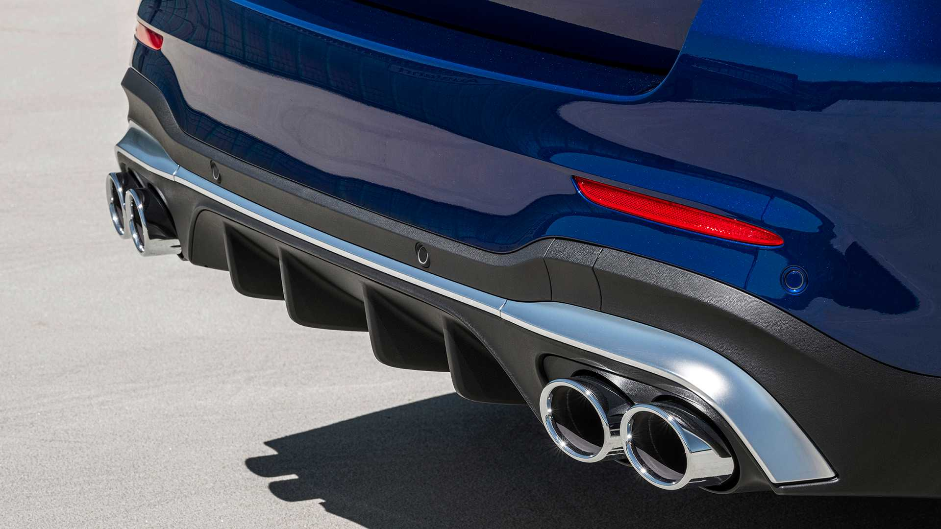 2020 Mercedes-AMG GLC 43 4MATIC Exhaust Wallpapers (14)