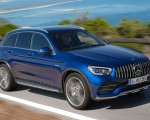 2020 Mercedes-AMG GLC 43 Wallpapers HD