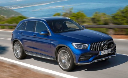 2020 Mercedes-AMG GLC 43 Wallpapers & HD Images