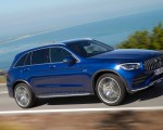 2020 Mercedes-AMG GLC 43 4MATIC Front Three-Quarter Wallpapers 150x120 (2)