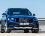 2020 Mercedes-AMG GLC 43 4MATIC Front Wallpapers 150x120 (7)