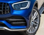 2020 Mercedes-AMG GLC 43 4MATIC Grill Wallpapers 150x120 (13)