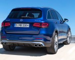 2020 Mercedes-AMG GLC 43 4MATIC Rear Wallpapers 150x120 (10)