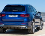 2020 Mercedes-AMG GLC 43 4MATIC Rear Wallpapers 150x120 (9)