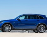 2020 Mercedes-AMG GLC 43 4MATIC Side Wallpapers 150x120 (11)