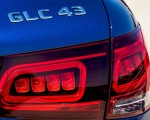 2020 Mercedes-AMG GLC 43 4MATIC Tail Light Wallpapers 150x120 (12)