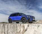 2020 Mercedes-Benz GLB 220 d 4MATIC (Color: Galaxy Blue Metallic) Front Three-Quarter Wallpapers 150x120 (7)