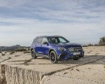 2020 Mercedes-Benz GLB 220 d 4MATIC (Color: Galaxy Blue Metallic) Front Three-Quarter Wallpapers 150x120 (6)