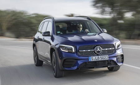 2020 Mercedes-Benz GLB Wallpapers & HD Images