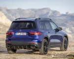 2020 Mercedes-Benz GLB 220 d 4MATIC (Color: Galaxy Blue Metallic) Rear Three-Quarter Wallpapers 150x120 (11)