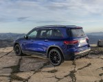 2020 Mercedes-Benz GLB 220 d 4MATIC (Color: Galaxy Blue Metallic) Rear Three-Quarter Wallpapers 150x120 (9)