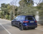 2020 Mercedes-Benz GLB 220 d 4MATIC (Color: Galaxy Blue Metallic) Rear Three-Quarter Wallpapers 150x120 (4)