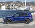 2020 Mercedes-Benz GLB 220 d 4MATIC (Color: Galaxy Blue Metallic) Side Wallpapers 150x120 (13)