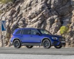 2020 Mercedes-Benz GLB 220 d 4MATIC (Color: Galaxy Blue Metallic) Side Wallpapers 150x120 (5)