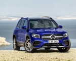 2020 Mercedes-Benz GLB 250 AMG Line (Color: Galaxy Blue) Front Three-Quarter Wallpapers 150x120 (38)