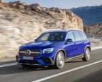 2020 Mercedes-Benz GLB 250 AMG Line (Color: Galaxy Blue) Front Three-Quarter Wallpapers 150x120 (24)