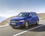 2020 Mercedes-Benz GLB 250 AMG Line (Color: Galaxy Blue) Front Three-Quarter Wallpapers 150x120 (25)