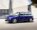 2020 Mercedes-Benz GLB 250 AMG Line (Color: Galaxy Blue) Front Three-Quarter Wallpapers 150x120 (26)