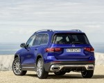 2020 Mercedes-Benz GLB 250 AMG Line (Color: Galaxy Blue) Rear Three-Quarter Wallpapers 150x120 (41)