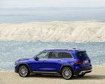 2020 Mercedes-Benz GLB 250 AMG Line (Color: Galaxy Blue) Rear Three-Quarter Wallpapers 150x120 (40)