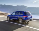 2020 Mercedes-Benz GLB 250 AMG Line (Color: Galaxy Blue) Rear Three-Quarter Wallpapers 150x120 (28)