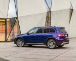 2020 Mercedes-Benz GLB 250 AMG Line (Color: Galaxy Blue) Rear Three-Quarter Wallpapers 150x120 (35)