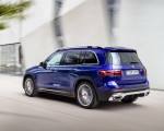 2020 Mercedes-Benz GLB 250 AMG Line (Color: Galaxy Blue) Rear Three-Quarter Wallpapers 150x120 (29)