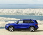 2020 Mercedes-Benz GLB 250 AMG Line (Color: Galaxy Blue) Side Wallpapers 150x120 (43)
