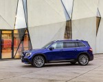 2020 Mercedes-Benz GLB 250 AMG Line (Color: Galaxy Blue) Side Wallpapers 150x120 (36)