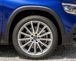 2020 Mercedes-Benz GLB 250 AMG Line (Color: Galaxy Blue) Wheel Wallpapers 150x120 (46)