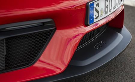 2020 Porsche 718 Cayman GT4 (Color: Guards Red) Detail Wallpapers 450x275 (33)