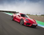 2020 Porsche 718 Cayman GT4 (Color: Guards Red) Front Three-Quarter Wallpapers 150x120 (18)