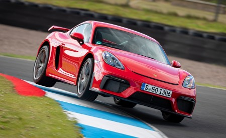 2020 Porsche 718 Cayman GT4 Wallpapers & HD Images