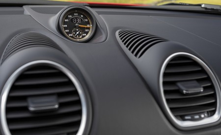 2020 Porsche 718 Cayman GT4 (Color: Guards Red) Interior Detail Wallpapers 450x275 (41)