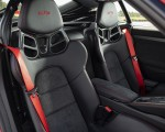 2020 Porsche 718 Cayman GT4 (Color: Guards Red) Interior Wallpapers 150x120 (43)