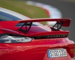 2020 Porsche 718 Cayman GT4 (Color: Guards Red) Spoiler Wallpapers 150x120 (36)