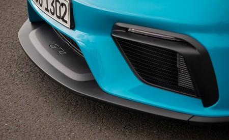 2020 Porsche 718 Cayman GT4 (Color: Miami Blue) Detail Wallpapers 450x275 (122)