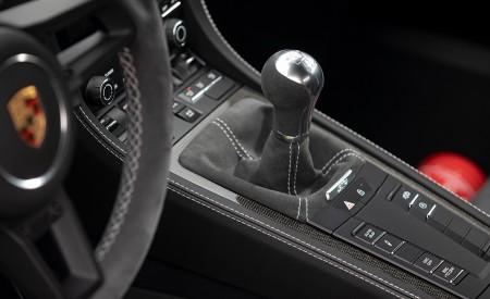 2020 Porsche 718 Cayman GT4 (Color: Miami Blue) Interior Detail Wallpapers 450x275 (132)