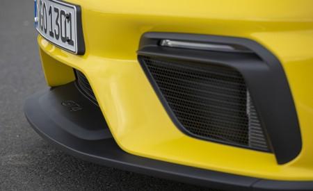 2020 Porsche 718 Cayman GT4 (Color: Racing Yellow) Detail Wallpapers 450x275 (80)
