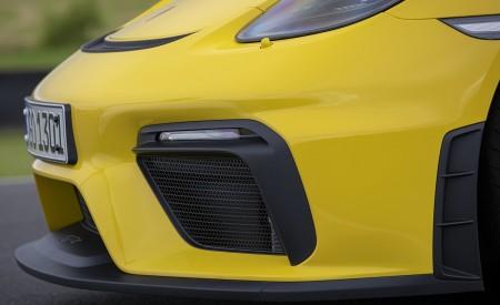 2020 Porsche 718 Cayman GT4 (Color: Racing Yellow) Detail Wallpapers 450x275 (79)