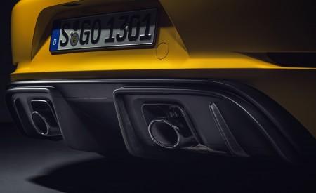 2020 Porsche 718 Cayman GT4 Exhaust Wallpapers 450x275 (14)