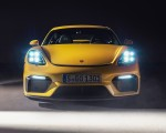 2020 Porsche 718 Cayman GT4 Front Wallpapers 150x120 (8)
