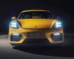 2020 Porsche 718 Cayman GT4 Front Wallpapers 150x120 (7)