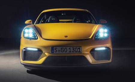 2020 Porsche 718 Cayman GT4 Front Wallpapers 450x275 (7)