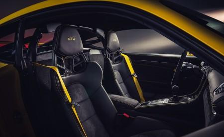 2020 Porsche 718 Cayman GT4 Interior Wallpapers 450x275 (15)