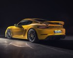 2020 Porsche 718 Cayman GT4 Rear Three-Quarter Wallpapers 150x120 (9)